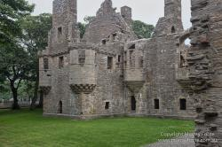 Bishop's and Earl's Palaces Orkney and Shetland Islands | Earl's Palace, Kirkwall « Murray Foote