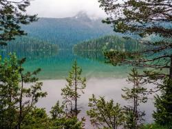 Black Lake Durmitor National Park | Panoramio - Photo of Black Lake, Durmitor National Park, Zabljak ...