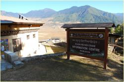 Black-Necked Crane Information Centre Phobjikha Valley | Day Four in Bhutan: Venture to the Valley – Compass & Camera
