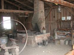 Blacksmith's Shop The Borders and the Southwest | Brick Forge | Blacksmith Shop | Pinterest | Blacksmithing