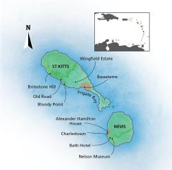 Bloody Point Northern St Kitts | St Kitts & Nevis: five centuries in two days - Caribbean Beat ...
