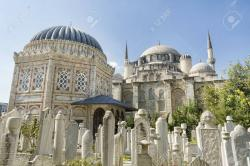Blue Mosque Istanbul | Sehzade Mosque And Tomb Of Sehzade Mehmed Istanbul Turkey Stock ...