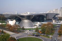 BMW Welt Munich | The BMW European Delivery Experience: The BMW Welt, The BMW Museum ...
