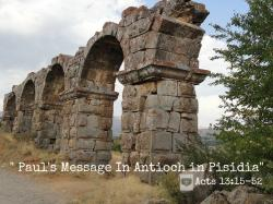 Bodrum Castle Bodrum Town | Paul's Message In Antioch in Pisidia - YouTube