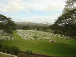 Bomana War Cemetery Port Moresby | PNG. Port Moresby (Bomana) War Cemetery