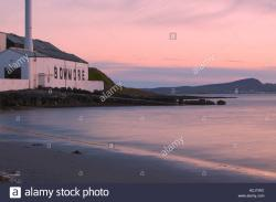 Bowmore Distillery Argyll and the Isles | The Morrison Bowmore Distillery, Bowmore, Isle of Islay, Argyll ...