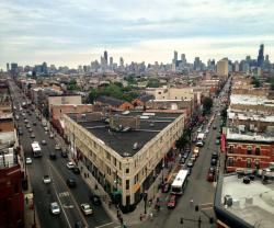 Boystown Chicago | Took this photo in Wicker Park : chicago