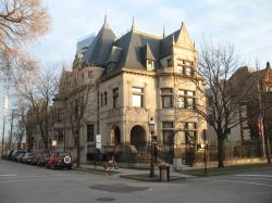 BP Bridge Chicago | United States Soccer Federation Building, a late Victorian mansion ...