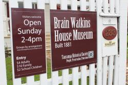 Brain Watkins House Tauranga | Brain Watkins House Open Day (2016) - Historic Buildings & Places ...