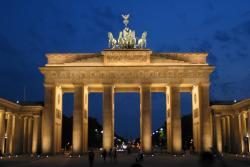 Brandenburger Tor Berlin | Brandenburger Tor, Berlin | Eurovision Song Contest Kiew 2017