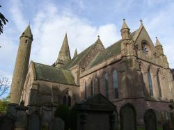 Brechin Cathedral and Round Tower Fife and Angus | Holiday Cottage Arbroath Scotland: Cottage Arbroath visit to ...