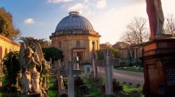 Brompton Cemetery London | Chapel and monuments in Brompton Cemetery | To visit | Pinterest ...
