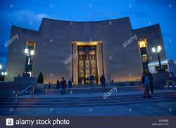 Brooklyn Public Library New York City | Brooklyn Public Library New York City gold doors Stock Photo ...