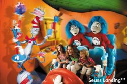 Bubble Up Universal Orlando | The Cat in the Hat | Universal's Islands of Adventure Discount Tickets