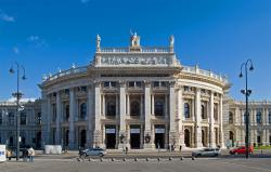 Burgtheater Vienna | Vienna Pictures | Photo Gallery of Vienna - High-Quality Collection