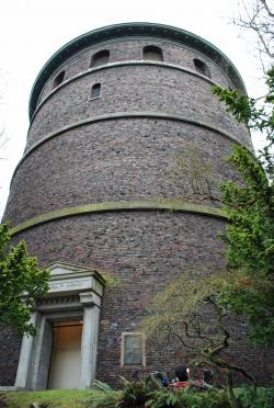 Water Tower Observation Deck Seattle | Volunteer Park Water Tower | Free View of Seattle & More | Seattle ...