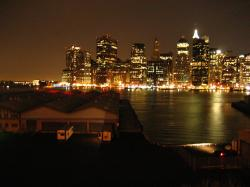 Bushwick Inlet Park New York City | A Night At Brooklyn Heights 'promenade', Watching The New York ...