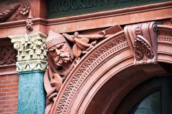 Bushwick Open Studios New York City | Viking, Brooklyn Historical Society Building (1881), 128 ...