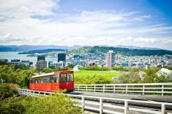Cable Car Lookout Wellington | Cable Car lookout to city » WellingtonNZ