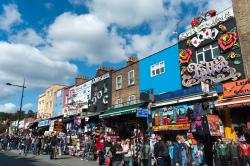 Camden Market London | London neighbourhood guide: Camden
