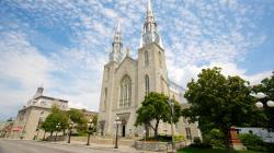Canada Science & Technology Museum Ottawa | Religious Pictures: View Images of Notre-Dame Cathedral Basilica