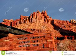 Carlsbad Coast Carlsbad | Capitol Reef National Park Visitor Center Stock Photo - Image ...