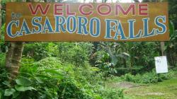 Casaroro Falls Valencia | Negros Oriental Travel Blog: Exploring Sibulan Twin Lakes and ...