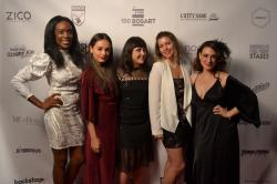 Castle Clinton New York City | PHOTOS: The 10th Annual Bushwick Film Festival dazzles on the red ...