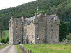 Castle Menzies The Central Highlands | Castle Menzies, ancient home of the Clan Menzies Chiefs