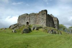 Castle Sween Argyll and the Isles | Castle Sween (HS) | Historic Attractions | Argyll & the Isles ...