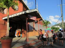 Castries Central Market Castries | Daily Photos & Frugal Travel Tips » Blog Archive » Bus From ...