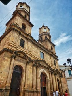 Catedral Santa Cruz San Gil | Into the Colombian Mountain Towns of San Gil, Barichara, and Guane |