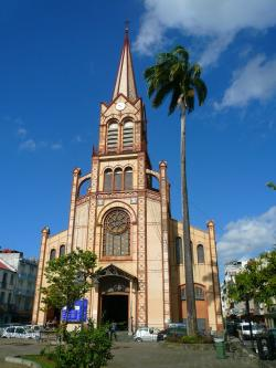 Cathédrale St-Louis Fort-de-France | Panoramio - Photo of MARTINIQUE CATHEDRALE