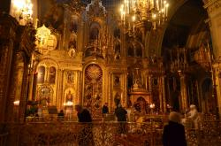 Cathedral of the Epiphany Moscow | Panoramio - Photo of Russia. Moscow. The Epiphany Cathedral at ...