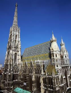 Cathedral South Tower Vienna | St Stephen's Cathedral, (Stephansdom), Vienna, Austria Pictures ...
