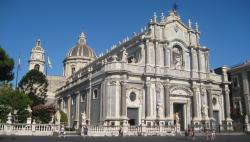 Cattedrale di Sant'Agata (Duomo) Sicily | Church in Catania - Cathedral of S. Agatha - Typical Sicily