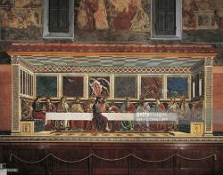 Museo del Cenacolo Florence | Last Supper, fresco, Pictures | Getty Images