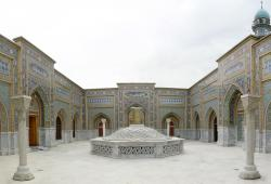 Central Museum Mashhad | Center of Deeds of Astan Quds Razavi, Mashad,Iran | 1001 Libraries ...