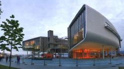Cercado Osero Senda del Oso | Centro Botin and Renzo Piano put Santander on the global arts map