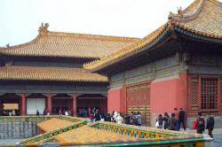 Former Dutch Legation Běijīng | Panoramio - Photo of Beijing - Forbidden City, Hall of Union and ...