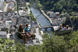chairlift The Luxembourg Ardennes | Chairlift Vianden - Visit Luxembourg