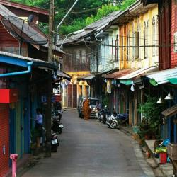 Chanthaboon Learning House Chanthaburi | Old town chanthaboon water front, Chanthaburi, Thailand | travel ...