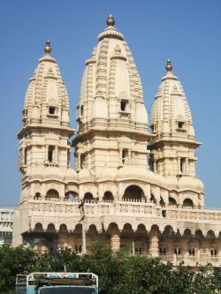 Chhattarpur Temples Delhi | Tracking Shot Of The Chhatarpur Temple, New Delhi, India ...