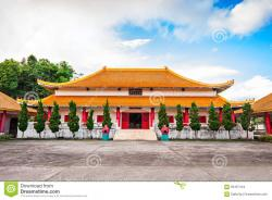 Chinese Martyr's Memorial Museum Mae Salong (Santikhiri) | Chinese Martyrs Memorial Museum Editorial Stock Image - Image ...