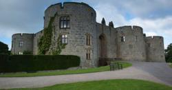 Chirk Castle North Wales | North Wales restaurant review: The Courtyard Cafe, Chirk Castle ...