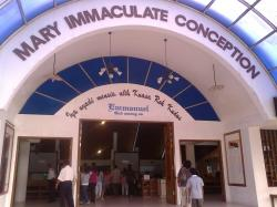 Church of Mary Immaculate Conception Kapit | Dominic Anding: Mary Immaculate Conception Catholic Church, Kapit ...