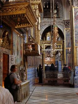 Church of St. Catherine Around Jerusalem and the Dead Sea | Church of St James « See The Holy Land
