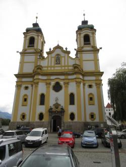 St. Andrew's parish church Innsbruck, Tirol, and Vorarlberg | New Liturgical Movement: A Visit to Innsbruck (3): Two Churches of ...