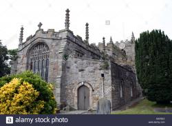 Church of St. Mary and St. Nicholas North Wales | St Mary and St Nicholas Church, Beaumaris, Anglesey, North Wales ...