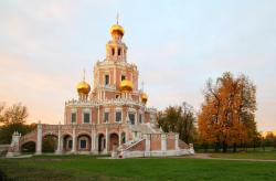 Church of St. Nicholas in Khamovniki Moscow | Moscow's Ten most Beautiful Churches – Life in Russia